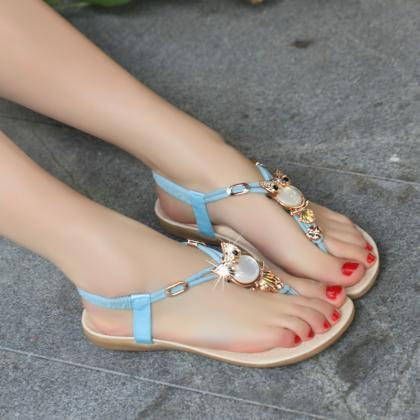 Tendon At The End Sandals